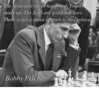 thekhazarianconspiracy FUCKISRAEL fakejews jews jewish judaism deception ashkenazijews satanists satanic satanism wakeup truth jewsarethebiggestliarsintheworld holohoax: The holocaust never happened. Totally  made up. The Jews are goddamn liars.  There is not a shred  aftruth to this holocaust.  Bobby Fischer thekhazarianconspiracy FUCKISRAEL fakejews jews jewish judaism deception ashkenazijews satanists satanic satanism wakeup truth jewsarethebiggestliarsintheworld holohoax