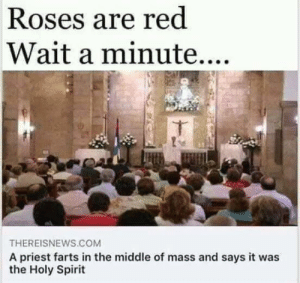 the holy fart: the holy fart