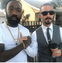 The hood has officially clamied shia labeouf as there own now.: The hood has officially clamied shia labeouf as there own now.