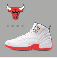 "Air Jordan, Memes, and 🤖: THE HOUSE O F HEA T Would you cop these ""infrared"" Air Jordan 12's if they were released? 🤔"