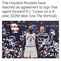 Rockets quick to find a replacement after missing out on Iggy🔥 (via @ballershype) ➡Snapchat 👻 - ballershype ➡TURN ON POST NOTIFICATIONS 💥 ➡ FOLLOW @ballershype❗ Tags: nba nbamemes: The Houston Rockets have  reached an agreement to sign free  agent forward P.J. Tucker on a 4-  year, $32M deal. (via The Vertical) Rockets quick to find a replacement after missing out on Iggy🔥 (via @ballershype) ➡Snapchat 👻 - ballershype ➡TURN ON POST NOTIFICATIONS 💥 ➡ FOLLOW @ballershype❗ Tags: nba nbamemes