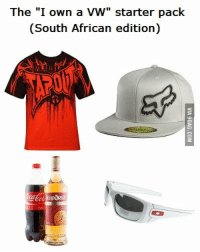 ab64fb249e1 The I Own a VW Starter Pack South African Edition