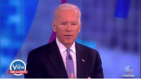 """Vice President Joe Biden comments on President-elect Donald J. Trump's criticism of U.S. intelligence agencies: """"The crown jewel of American security is our intelligence community ... and to diss them, and dismiss them, it really plays into the hand of Russia."""": THE  IEW  EXCLUSIVE  #THE VIEW Vice President Joe Biden comments on President-elect Donald J. Trump's criticism of U.S. intelligence agencies: """"The crown jewel of American security is our intelligence community ... and to diss them, and dismiss them, it really plays into the hand of Russia."""""""