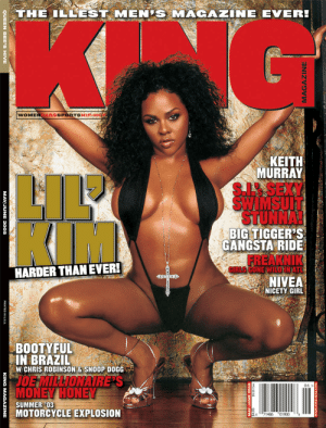Brazill: THE ILLEST MEN'S MAGAZINE EVER!  WOMEN ARSSPORTSHIP-H  KEITH  MURRAY  S.LS SEXY  SWIMSUT  STUNNA!  BIG TIGGERs  GANGSTA RIDE  FREAKNIK  2  HARDER THAN EVER!  NIVEA  NICETY GIRL  BOOTYFUL  IN BRAZIL  W/CHRIS ROBINSON & SNOOP DOGG -  06  MONEY HONEY  SUMMER 203  MOTORCYCLE EXPLOSION  011 ''71486  1101900