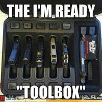 Memes, Cold, and Never: THE I'M.READY  TOOLBOX  COME AND TAKE We are ready, are you? Who wants one? I Never Surrender..MΟΛΩΝ ΛΑΒΕ -- Cold Dead Hands Apparel & Gear: CDH2A.COM/shop