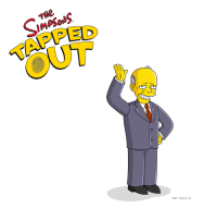 We give Ike five stars! Well, technically the US Army did. Celebrate the 4th of July in TSTO as President Eisenhower arrives in Springfield!  http://smarturl.it/tstofxscifb: THe  IMASONS  SIMPSON  TAPPED  OUT We give Ike five stars! Well, technically the US Army did. Celebrate the 4th of July in TSTO as President Eisenhower arrives in Springfield!  http://smarturl.it/tstofxscifb