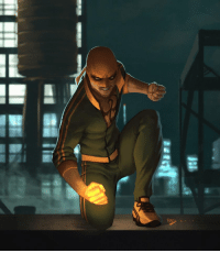"""The Immortal Iron Fist"" by DArtbaston http://dartbaston.tumblr.com/  (Nerds Love Art): ""The Immortal Iron Fist"" by DArtbaston http://dartbaston.tumblr.com/  (Nerds Love Art)"
