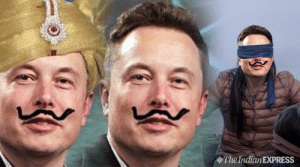 Elon Musk's 'moustache' triggers meme-fest, he changes Twitter ...: The Indian EXPRESS Elon Musk's 'moustache' triggers meme-fest, he changes Twitter ...