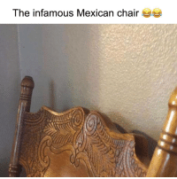 My House, House, and Mexican: The infamous Mexican chair Every chair in my house when i was a kid
