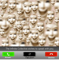 """Reddit, Collective, and Answer: The Infinite Collective wishes to speak with you  Answer  Decline <p>[<a href=""""https://www.reddit.com/r/surrealmemes/comments/812t85/they_wish_to_speak/"""">Src</a>]</p>"""
