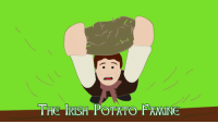 Irish: THE-IRISH-POTATO-FAMINE