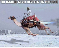 THE ISLAMIC STATE REVEALS ITS AIRFORCE Scary...