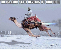 THE ISLAMIC STATE REVEALSITS AIRFORCE