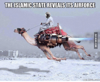 THE ISLAMICSTATE REVEALS ITS AIRFORCE  MEMEFULCOM