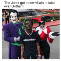 Friends, Joker, and Memes: The Joker got a new villain to take  over Gotham 😅😅 ➡️ TAG 5 FRIENDS ➡️ TURN ON POST NOTIFICATIONS