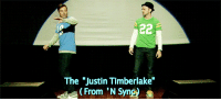 """Dancing, Justin TImberlake, and Target: The """"Justin Timberlake""""  ( From 'N Syne  mai min.  dle <p>Things got a little personal during<a href=""""http://www.youtube.com/watch?v=S4gW7veUPDg&amp;feature=c4-overview&amp;list=UU8-Th83bH_thdKZDJCrn88g"""" target=""""_blank""""> the Evolution of End Zone Dancing</a>&hellip;</p>"""