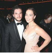 Dragons, Mother, and King: The King in the North and The Mother of Dragons at the #Emmys https://t.co/Lh5qt3vbsj