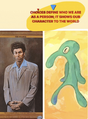 (The Kramer vs. Bold & Brash) Held a poll on Instagram, essentially separating one generation from another... if it isn't already obvious, I hold a slight bias as to which iconic fictional painting is superior. I'm honestly surprised this debate hasn't surfaced– as these are the biggest icons in tv: (The Kramer vs. Bold & Brash) Held a poll on Instagram, essentially separating one generation from another... if it isn't already obvious, I hold a slight bias as to which iconic fictional painting is superior. I'm honestly surprised this debate hasn't surfaced– as these are the biggest icons in tv