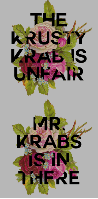 SpongeBob, Tumblr, and Blog: THE  KRUS  B IS   MR  RAB  İN illumae:  Spongebob Squarepants: Squid on Strike  Standing at the concession Plotting his oppresion