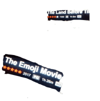 "Dank, Emoji, and Meme: The Land Before i  The Emoji Movie  17  1h 26m  HD <p>This is real via /r/dank_meme <a href=""http://ift.tt/2odYCfl"">http://ift.tt/2odYCfl</a></p>"
