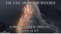 Dank, Gif, and Introvert: THE LAST  ANIME YOU WATCHED  IS NOW THE STORY OF YOUR LIFE.  WHAT IS IT?  ANIME:  ANiMe  DEADMAN WONDERLAND  INtFoverts Uhh Corpse Party TS.. Uh oh xD   -Eevee from Anime Introverts   Check out We Post GIFs