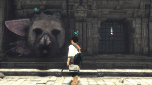 The last guardian perfectly illustrates what its like when your kid hides under the bed and you have to find them....: The last guardian perfectly illustrates what its like when your kid hides under the bed and you have to find them....