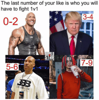Who are you fighting? 👀👊👇 @worldstar WSHH: The last number of your like is who you will  have to fight 1v1  3-4  0-2  OLD  7-9  5-6  G BALLER  ERA Who are you fighting? 👀👊👇 @worldstar WSHH