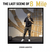 """When you own your shortcomings it doesn't allow someone else to and allows you to focus on your strengths. This is what allows you to move fast and allows you to try new things.. eliminating what the """"other guy"""" is gonna do is a huge factor - TAG 3 WINNERS: THE LAST SCENE OF  8 Mile  @GARY VEE  (CROWD LAUGHTER) When you own your shortcomings it doesn't allow someone else to and allows you to focus on your strengths. This is what allows you to move fast and allows you to try new things.. eliminating what the """"other guy"""" is gonna do is a huge factor - TAG 3 WINNERS"""