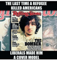 "Memes, 🤖, and Robin: THE LAST TIMEA REFUGEE  KILLED AMERICANS  On the  Bus with  WILNE  NELSON  ARCTIC  ICE MELT  REPORTROM TNK  ""Magna Carta""  Stumble  ROBIN  THICBE  Prottyrly for  THE  AWhlto Guy  GARY  BOMBER  CLARE Jr.  Tbo Reluctant i  aultar Hero  Student Was Panod by His  Fou Into Radical  Monster  LIBERALS MADE HIM  A COVER MODEL ------------ MakeAmericaGreatAgain MAGA HillaryForPrison2016 Nobama BuildTheWall Merica USA Trump2016 TrumpPence2016 BlueLivesMatter AllLivesMatter DonaldTrump Deplorables DeplorableLivesMatter"