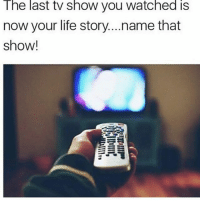 Life, Memes, and 🤖: The last tv show you watched is  now your life story...name that  show! Jessica jones