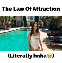 The world is unfair. But on something's it's more fair than people realize.: The Law Of Attraction  DESERVE  (Literally haha^) The world is unfair. But on something's it's more fair than people realize.