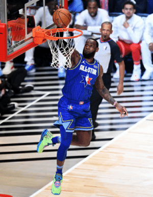 The LeBron rookie jersey is from his 1st game vs Dwyane Wade in 2003.  LeBron's 2020 All-Star jersey sold for $630,300 last month.   Other All-Star jerseys: AD: $110,020 Sabonis: $40,625 Booker: $33,570 Luka: $32,300 Giannis: $30,520 Donovan: $27,220 Kawhi: $25,574 Trae: $25,002 https://t.co/ZvFD74kfKt https://t.co/zEMoyfJNfS: The LeBron rookie jersey is from his 1st game vs Dwyane Wade in 2003.  LeBron's 2020 All-Star jersey sold for $630,300 last month.   Other All-Star jerseys: AD: $110,020 Sabonis: $40,625 Booker: $33,570 Luka: $32,300 Giannis: $30,520 Donovan: $27,220 Kawhi: $25,574 Trae: $25,002 https://t.co/ZvFD74kfKt https://t.co/zEMoyfJNfS