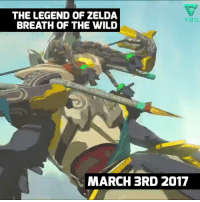 RT @tgnTV: We've got the most complete guide of confirmed Nintendo Switch games! What are you the most excited for?: THE LEGEND OF ZELDA  BREATH OF THE WILD  MARCH 3RD 2017 RT @tgnTV: We've got the most complete guide of confirmed Nintendo Switch games! What are you the most excited for?