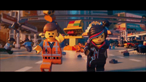 The Lego movie was originally supposed to be entirely live-action. But because of budget cuts they resorted to using legos, hoping no one would notice. It was utilized very well when the movie transitioned almost seamlessly to actual live action near the end of the movie.: The Lego movie was originally supposed to be entirely live-action. But because of budget cuts they resorted to using legos, hoping no one would notice. It was utilized very well when the movie transitioned almost seamlessly to actual live action near the end of the movie.
