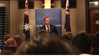 """""""Over time, the Senate has ceased being a house of review and become a house of rejection. The result is gridlock, not government, and it can't go on.""""  Transcript of full speech here: http://tonyabbott.com.au/2017/01/transcript-hon-tony-abbott-mp-address-young-liberal-federal-convention-arkaba-hotel-fullerton-adelaide/: The Libe  ustralia """"Over time, the Senate has ceased being a house of review and become a house of rejection. The result is gridlock, not government, and it can't go on.""""  Transcript of full speech here: http://tonyabbott.com.au/2017/01/transcript-hon-tony-abbott-mp-address-young-liberal-federal-convention-arkaba-hotel-fullerton-adelaide/"""