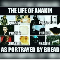 Psst... Hey kids... Want some memes? ((Warning, I might have to change my posting frequency due to the fact that, its really hard to find so many memes every day! 😅)) DarthBaker ⬛ ⬛ ⬛ Tags: StarWars Memes Funny jokes memesdaily collection album: THE LIFE OF ANAKIN  PHASET  PHASE2  PHASE8  Phi  PHASE5  PHASE 6  AS PORTRAYED BY BREAD Psst... Hey kids... Want some memes? ((Warning, I might have to change my posting frequency due to the fact that, its really hard to find so many memes every day! 😅)) DarthBaker ⬛ ⬛ ⬛ Tags: StarWars Memes Funny jokes memesdaily collection album