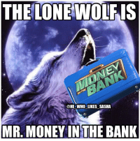 Memes, Money, and The Worst: THE LONE WOLFIS  @HE WHO LIKES SASHA  MR. MONEY IN THE BANK Great match! Corbin not the best choice but certainly not the worst. Excited to see how he does with the case. wwe wwememe wwememes baroncorbin lonewolf endofdays kevinowens fightowensfight samizayn dolphziggler ajstyles shinsukenakamura phenomenalone moneyinthebank mitb wrestler wrestling prowrestling professionalwrestling wweuniverse wwenetwork wwechampion wwesuperstars raw wweraw randyorton smackdown smackdownlive sdlive wwesmackdown