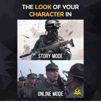 Video Games, Mode, and The Look: THE LOOK OF YOUR  CHARACTER  IN  STORY MODE  ONLINE MODE  GAMING MEMES