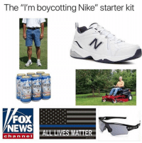 "News, Nike, and Fox News: The ""'m boycotting Nike"" starter kit  FOX  NEWS  channel"