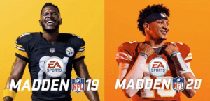 The Madden curse hit Antonio Brown so hard that it decided to take a year off this season https://t.co/TPFoUF26Ok: The Madden curse hit Antonio Brown so hard that it decided to take a year off this season https://t.co/TPFoUF26Ok