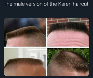 The male Karen: The male Karen