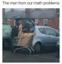 Math, Engineering, and Man: The man from our math problems