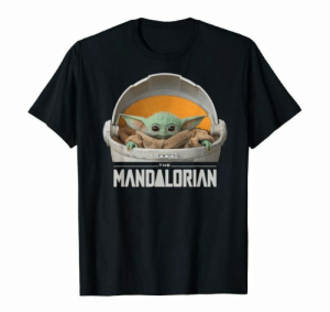 novelty-gift-ideas:  Star Wars The Mandalorian T-shirt  -   $22.99  : THE  MANDALORIAN novelty-gift-ideas:  Star Wars The Mandalorian T-shirt  -   $22.99