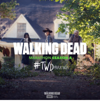 Dank, New Year's Resolutions, and Walking Dead: THE  MARATHON SEASON  WALKING DEAD  aMC  FEB 12 If your New Year's resolution is to watch more #TWD, we've got you covered with a marathon starting at 11pm|10c on AMC.