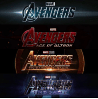 Dank, Marvel, and 🤖: THE  MARVEL  AGE OF ULTRON  MARVEL STUDIOS  MARVEL S  NDGA End of an era.