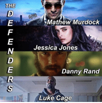Easter, Facts, and Hype: THE  Mathew Murdock  Jessica Jones  Danny Rand  Luke Cage |- The defenders trailer is awesome😍 -| - - - - marvel marveluniverse dccomics marvelcomics dc comics hero superhero villain xmen apocalypse xmenapocalypse geekhype hype doctorstrange spiderman deadpool meme captainamerica ironman teamcap teamstark teamironman civilwar captainamericacivilwar marvelfact marvelfacts fact facts easter