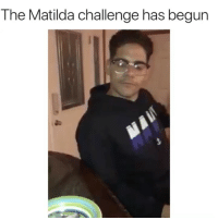 Matilda, Girl Memes, and Can: The Matilda challenge has begun Now this is a movement I can get behind! (Via Edgar Gil)