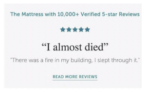 "Me irl by ksegur FOLLOW HERE 4 MORE MEMES.: The Mattress with 10,000+ Verified 5-star Reviews  ""I almost died""  ""There was a fire in my building, I slept through it.  READ MORE REVIEWS Me irl by ksegur FOLLOW HERE 4 MORE MEMES."