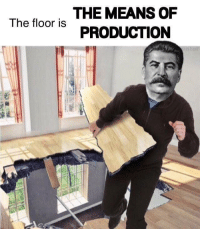 """<p>Stolen floor memes are showing up, possible rise in price? via /r/MemeEconomy <a href=""""http://ift.tt/2sGZT2Y"""">http://ift.tt/2sGZT2Y</a></p>: THE MEANS OF  PRODUCTION  The floor is <p>Stolen floor memes are showing up, possible rise in price? via /r/MemeEconomy <a href=""""http://ift.tt/2sGZT2Y"""">http://ift.tt/2sGZT2Y</a></p>"""