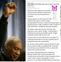 """@Regrann from @tattle.tailzz - In 1991 """"The Cosby Show """" was the most profitable show in the history of television, generating about $730 million in RERUN revenue. NBC, which last year paid a record amount to renew """"The Cosby Show"""" for a seventh season, has reached an agreement to renew the series for an eighth year but at a lower licensing fee than it currently paid. Excerpts below are from the attached 1992 NYTimes article titled, """"THE MEDIA BUSINESS; Bill Cosby Trying to Buy NBC From G.E."""" BillCosby, NBC's biggest star of the 80's, is trying to buy the television network from its current owner, the General Electric Company. Bill Cosby, NBC's biggest star of the 80's, is trying to buy the television network from its current owner, the General Electric Company. Norman Brokaw, the chief executive of the William Morris Agency and Mr. Cosby's personal agent for 30 years, confirmed yesterday that he had discussed Mr. Cosby's intention to make an offer for NBC with Robert C. Wright, the network's president. For more than two years, NBC has been the subject of continuing rumors that it is for sale. Mr. Brokaw said he flew into New York last week expressly to meet with Mr. Wright. """"I told him Bill is definitely interested in buying NBC, and Mr. Wright eventually said that NBC is not for sale."""" Mr. Brokaw characterized Mr. Cosby's interest in buying the network in personal terms. """"Bill has very warm feelings about NBC."""" The show is approaching $1 billion in syndication. Cosby had the most financially successful show of all time there in the 1980's."""" He said Mr. Cosby was interested in making quality television shows and that he would surround himself with """"good people"""" to handle all the details of running a network. In 1992 Mr. Cosby's personal wealth has been estimated at $300 million. The entertainer owns a substantial amount of """"The Cosby Show,"""" his longtime comedy hit, which was produced by the Carsey-Werner Company and ended an eight-year run on NBC last spring. black"""
